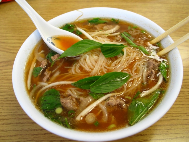 How to make a delicious Pho Soup ?