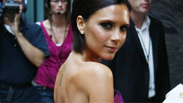 Victoria Beckham's Slim Figure - How Does She Do It?