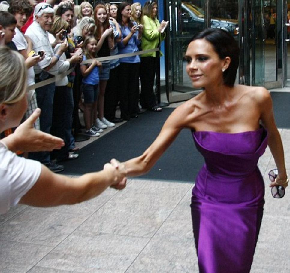 Stay super-skinny like Victoria Beckham 1