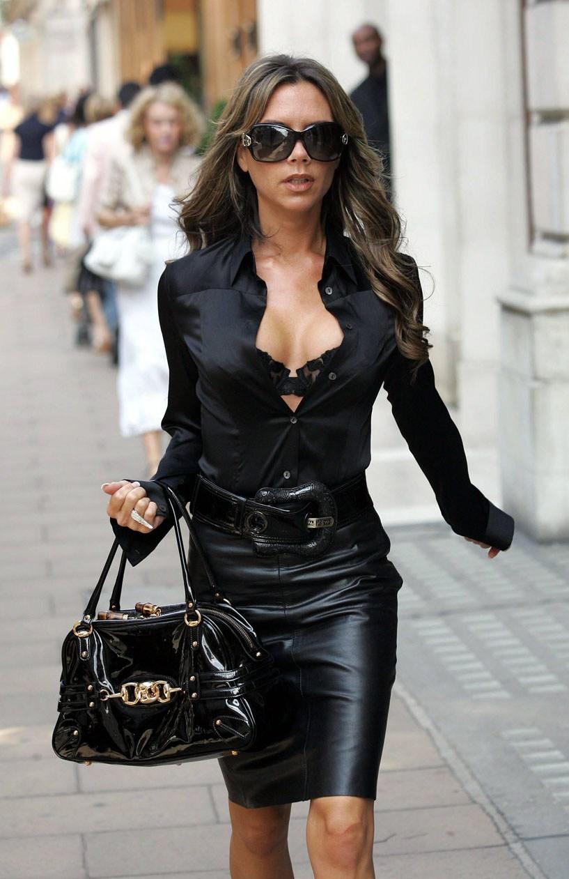 Stay super-skinny like Victoria Beckham 2