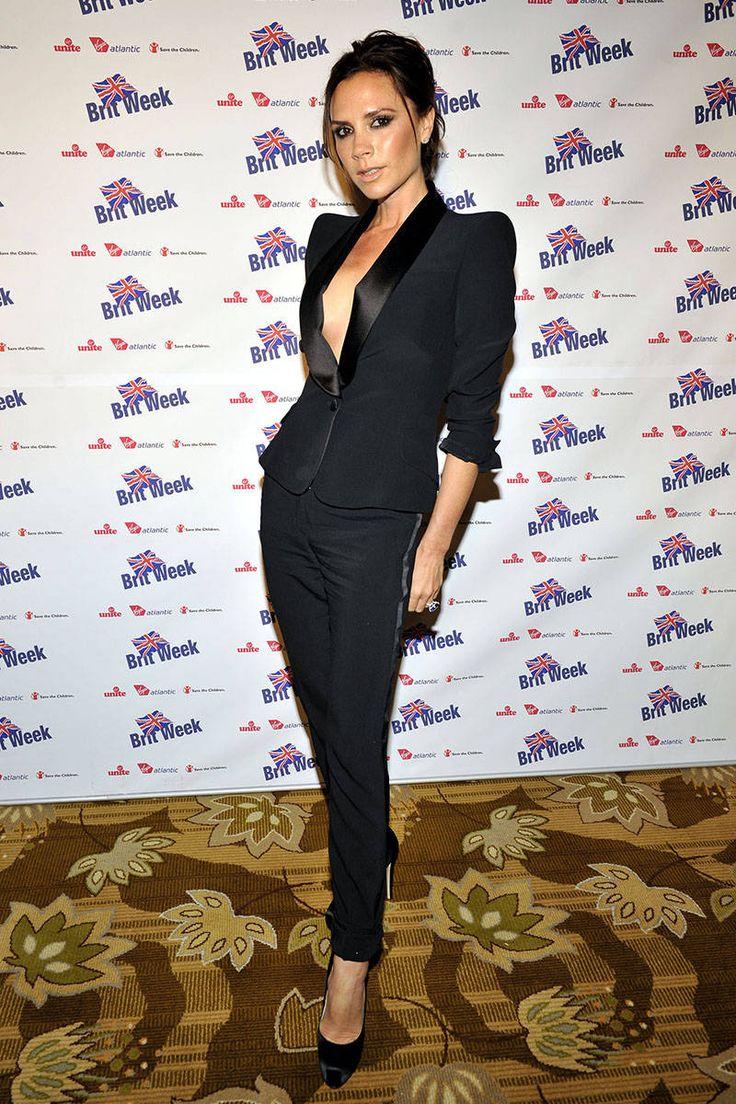 Stay super-skinny like Victoria Beckham 5