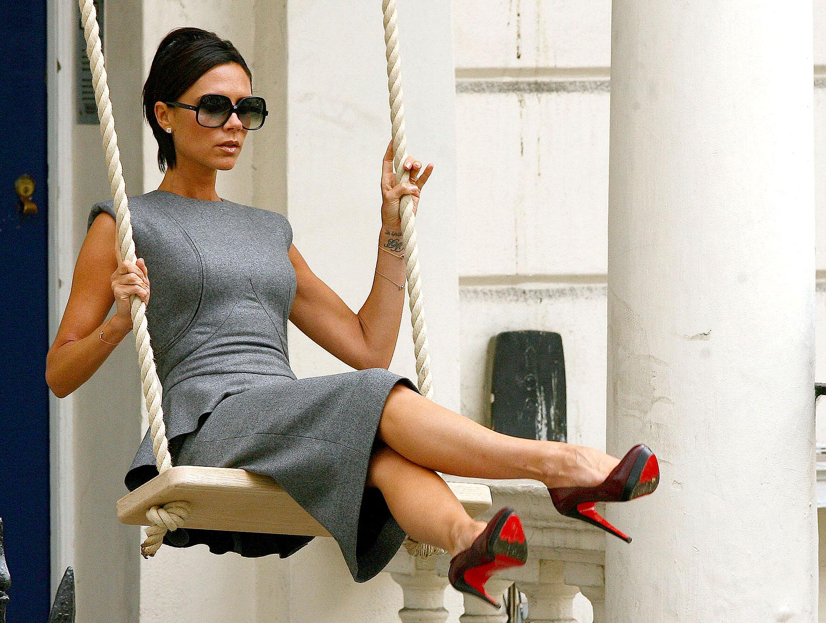 Stay super-skinny like Victoria Beckham 8