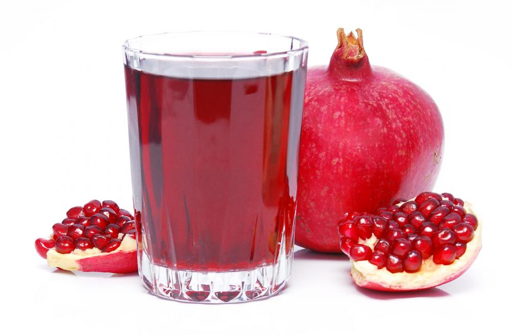 The virtues of the pomegranate 3